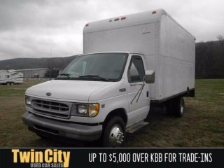 1999 FORD E-350 SUPER DUTY DRW This vehicle has a 73L V8 Turbo Diesel engine a