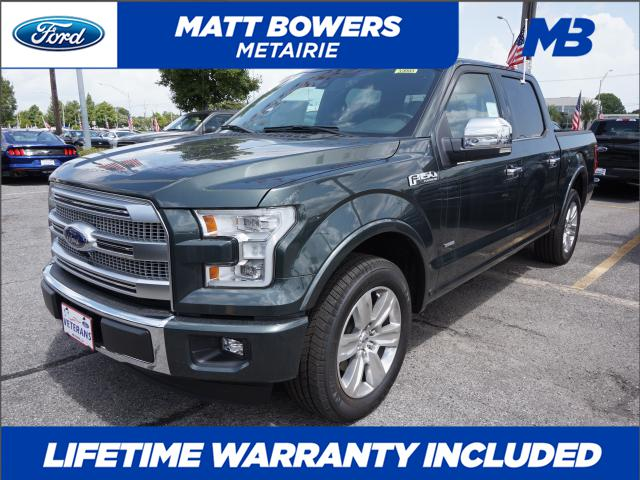 2015 Ford F-150 Platinum 2WD 5.5 Box photo