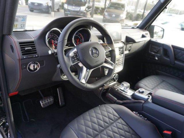 2018 Mercedes-Benz G-Class AMG G63 photo