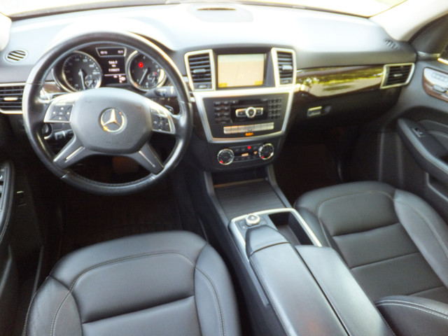 2012 Mercedes-Benz M-Class ML350 BlueTEC photo