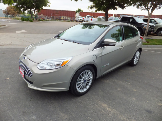 2015 Ford Focus Electric photo