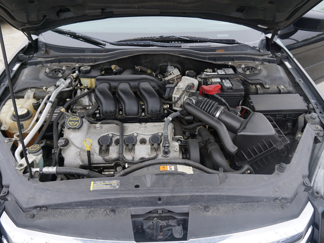 The 2007 Ford Fusion V6 SE