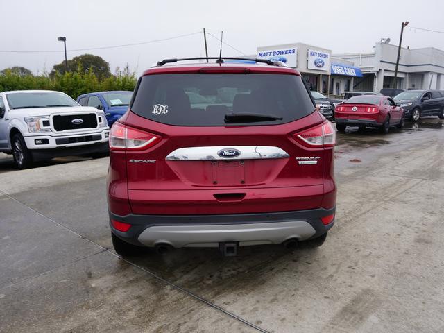 2016 Ford Escape Titanium FWD photo