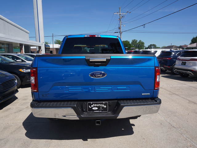 The 2019 Ford F-150 XLT 2WD 5.5 Box