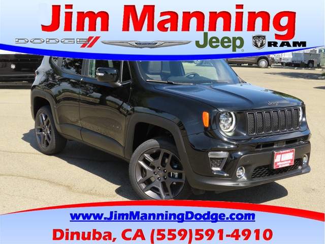 The 2019 Jeep Renegade Limited 4X4 photos