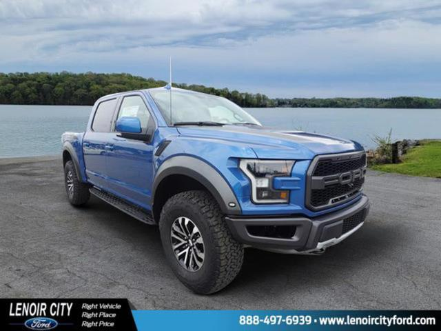 The 2019 Ford F-150 Raptor 4WD 5.5ft Box photos