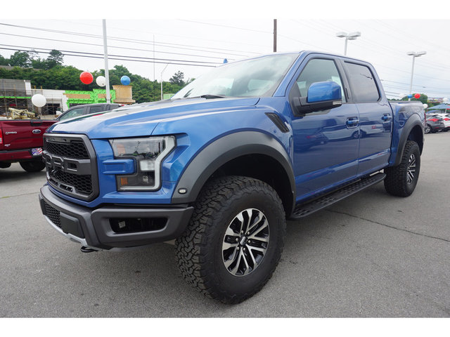 2019 Ford F-150 Raptor 4WD 5.5ft Box photo
