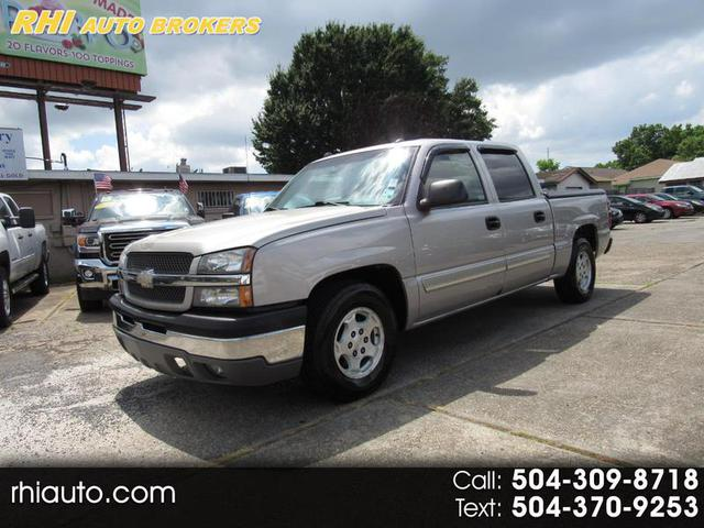 The 2004 Chevrolet Silverado 1500 LS photos