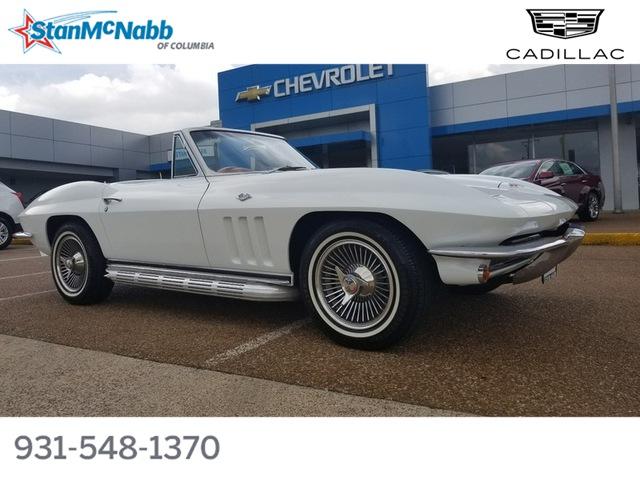 The 1966 Chevrolet Corvette Sting Ray photos