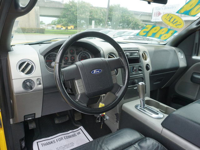 The 2004 Ford F-150 STX