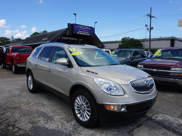 The 2012 Buick Enclave Leather photos
