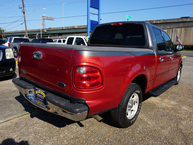 2002 Ford F-150 King Ranch photo