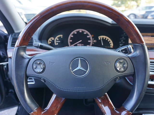 2008 Mercedes-Benz S-Class S550 photo