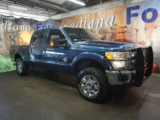 2016 Ford F-250 Lariat 4WD photo