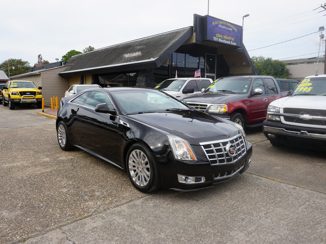 The 2013 Cadillac CTS 3.6L Performance photos