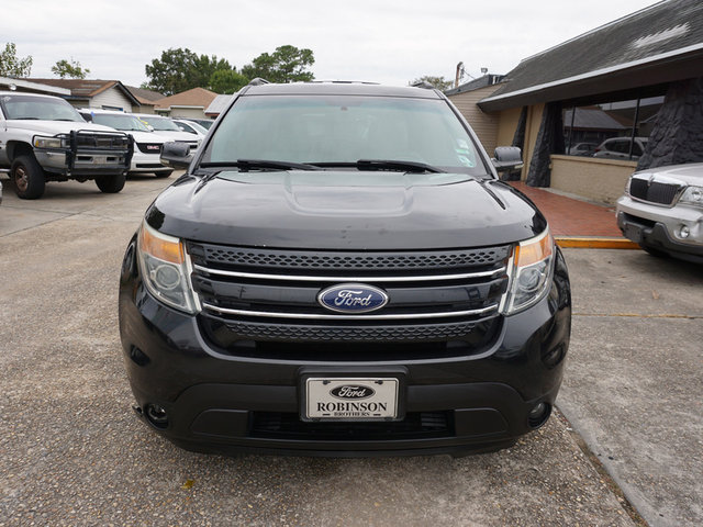 2012 Ford Explorer Limited photo