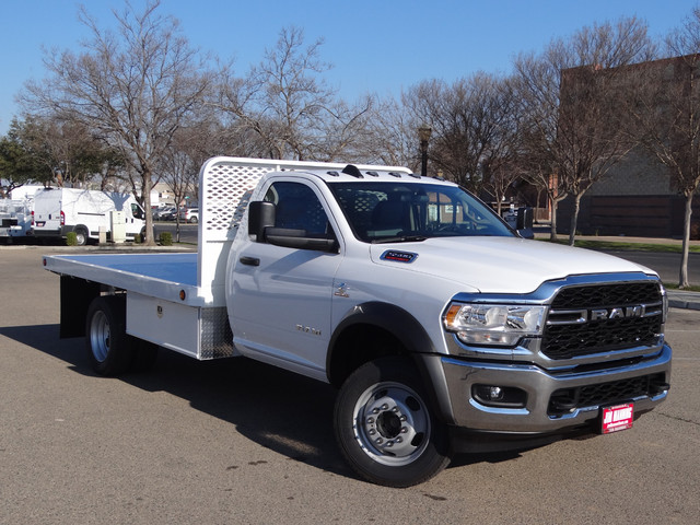 The 2019 RAM 5500 Tradesman 4WD 168WB