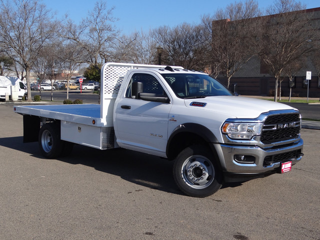 2019 RAM 5500 Tradesman 4WD 168WB photo