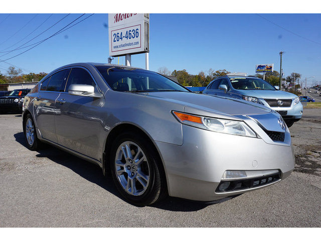 The 2011 Acura TL w/ Technology Package photos