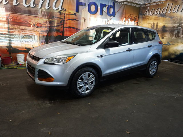 2014 Ford Escape S photo
