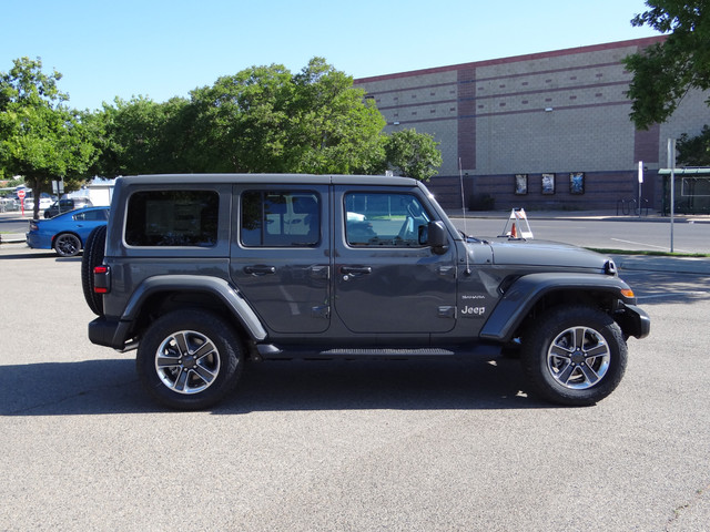 2020 Jeep Wrangler Unlimited North Edition 4WD photo
