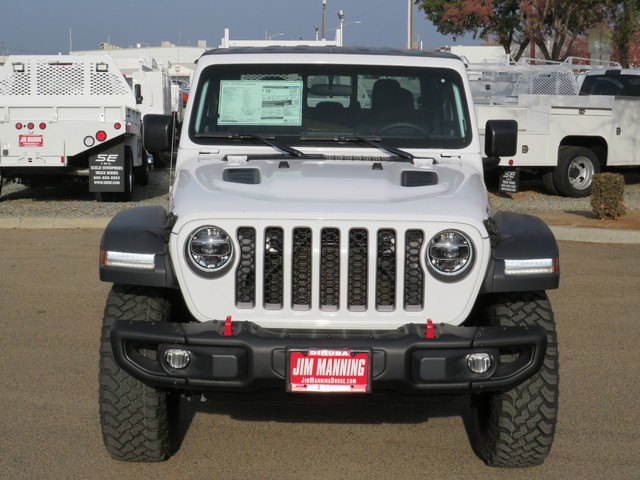2020 Jeep Gladiator Rubicon 4X4 photo