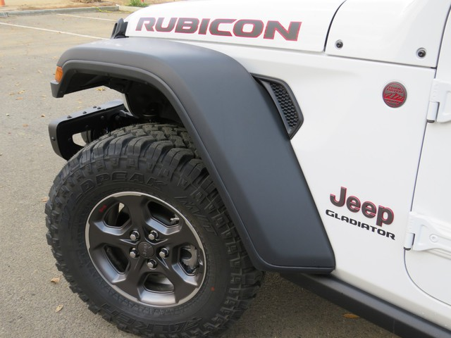The 2020 Jeep Gladiator Rubicon 4X4