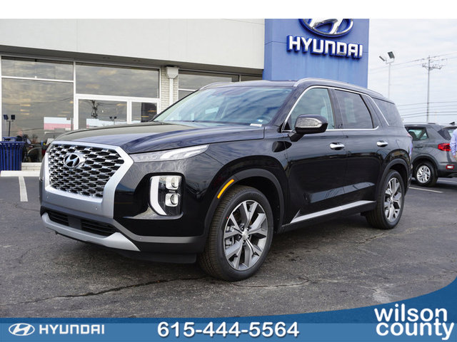 2020 Hyundai Palisade SEL FWD photo