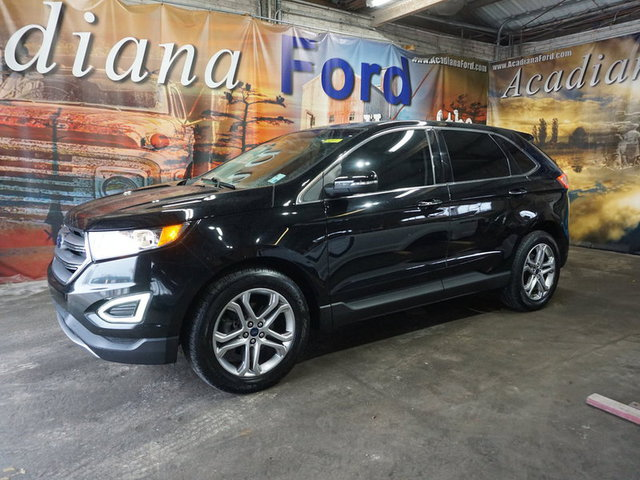 2016 Ford Edge Titanium FWD photo