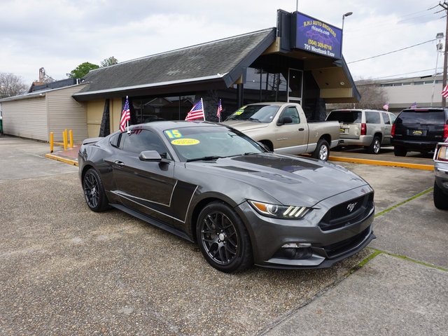 The 2015 Ford Mustang GT photos
