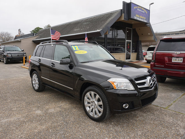 The 2012 Mercedes-Benz GLK-Class GLK350 photos