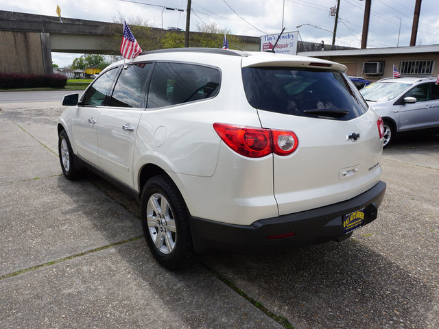 2012 Chevrolet Traverse LT photo