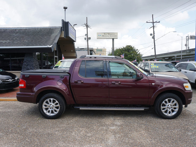 2007 Ford Explorer Sport Trac Limited photo