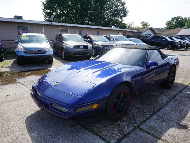 1995 Chevrolet Corvette photo