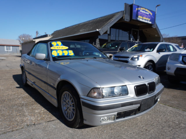 The 1999 BMW 3-Series 323i photos