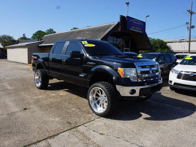 The 2013 Ford F-150 King Ranch photos