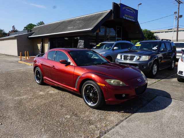 The 2006 Mazda RX-8 Automatic photos