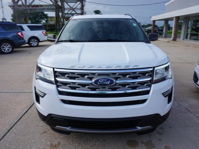 2018 Ford Explorer XLT FWD photo