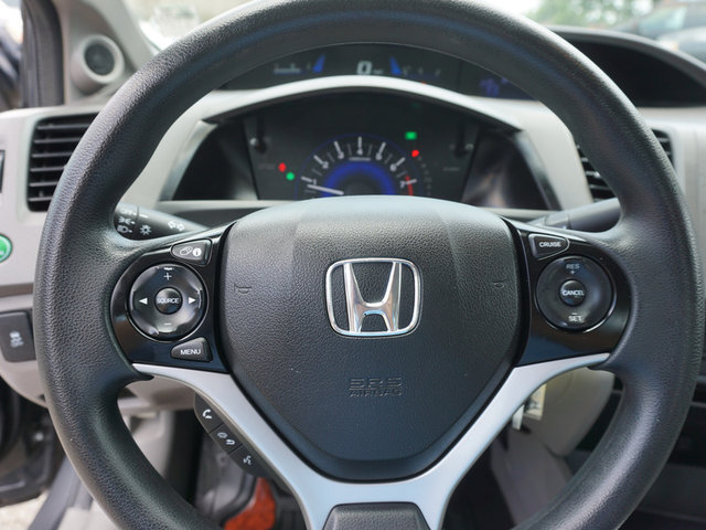 2012 Honda Civic EX photo
