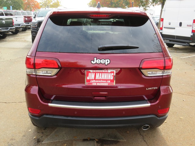 2020 Jeep Grand Cherokee Limited 2WD photo