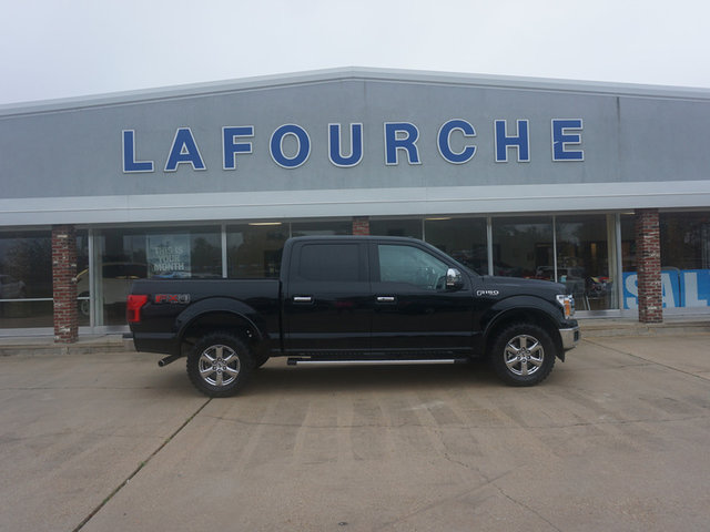 2018 Ford F-150 Lariat 4WD 5.5ft Box photo