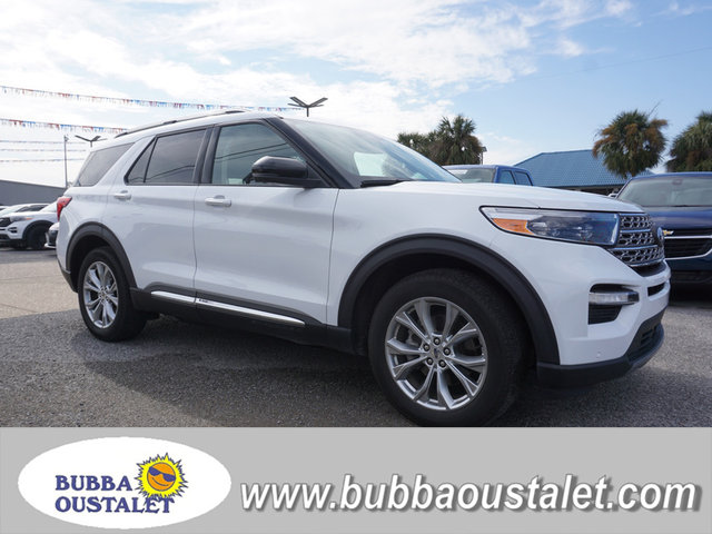 2020 Ford Explorer Limited 4WD photo